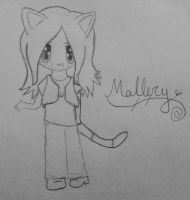 Mallery (request) by SophiaTheRose