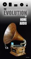Evolution of Audio POSTER by FrozenPinky