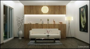 Living Room - Render 4 of 4 by FEG