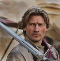 Game of Thrones - Jaime by DaaRia