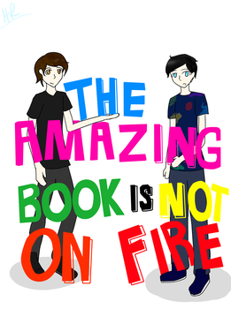 the amazing book is not on fire pdf