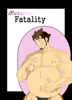 Maternal Fatality - Cover by spartasko