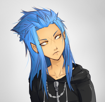Another Saix by Rydiah