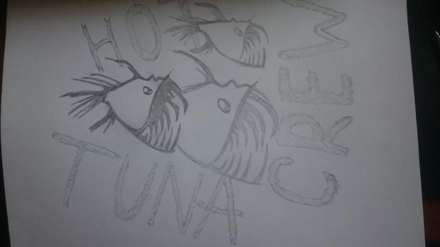 Hot Tuna Crew logo (unfinished) by Howlate