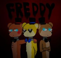 The freddys by Pinkwolfly
