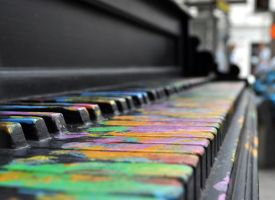 Piano by Disintegrated8