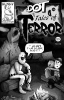 The Dot: Tales of Terror Cover by thedustud