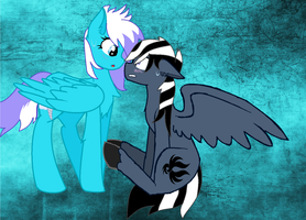 Cloud Chaser And Shadow Virant by cutegir101