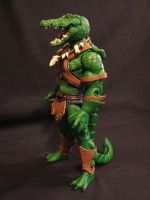 MOTUC custom Swamp Chomp 3 by masterenglish
