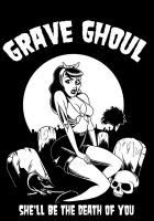 Grave Ghoul by zombie-you