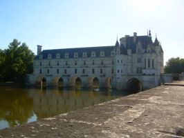 Chenonceaux Castle by FreakyPhoto