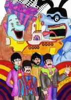 Yellow Submarine by Spongefifi