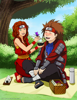 CM: Picnic Serendipity by mongrelmarie