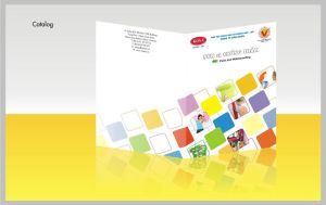 Catalog for Paint company by vic198x