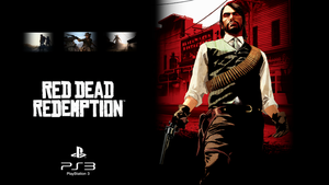 Red dead redemption (русский текст)