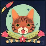 The Cat From Outer Space by renton1313