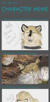 Tacoro_Character Meme by Sally-Ce