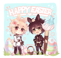 happy easter! by miilily