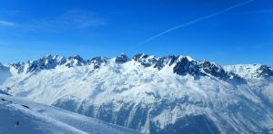 Aiguilles Rouges Massif by SP4RTI4TE