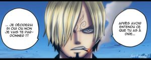 Sanji One Piece 620 by Lord-Nadjib