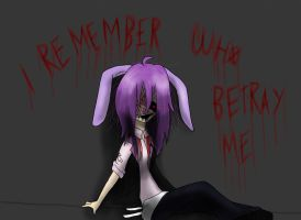 I remember who betray me by DesignSpry