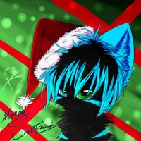 Christmas icon by XBlackIce