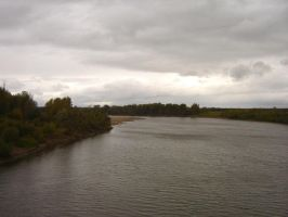 siberian river by lightflame13