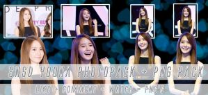 SNSD YoonA Photopack+PNG Pack by ektamisra