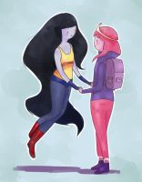 bubbline by xAniChanx