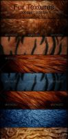 Faux Fur Textures by gojol23