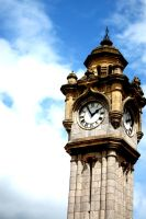 Exeter Clock Tower by stuk-in-reality