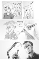 how my art is to me Pg 2 by NickSane0145