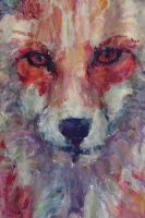 fox detail by snellynell
