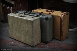 Old Fashion Bags. by SKerimG