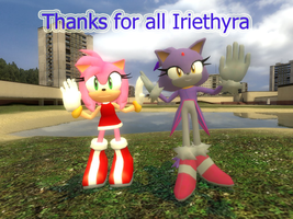 Thanks for all Iriethyra by kamiase