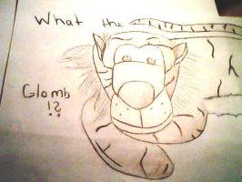 What The Glomb by TheyCallMeDanger