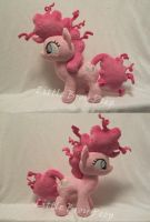 Mlp Filly pinkie pie plush by Little-Broy-Peep