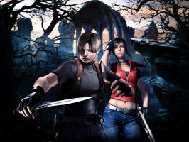Resident evil wallpaper 14 by ethaclane
