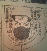 Naruto 395 spoiler pic 2 by Thecmelion