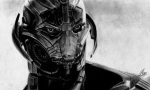 Ultron by DuskEyes