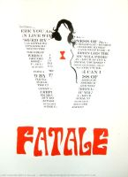 Fatale by bagshotrow