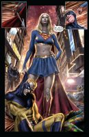 Supergirl does not understand men by bobfishontherun
