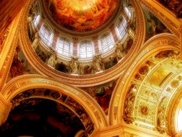 St.Isaac's Cathedral, Russia by nijumania