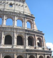 The Flavian Amphitheatre by Capitaine-Jaf