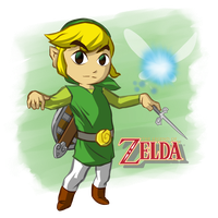 Toon Link by GuySanX