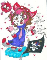 Miss Kitty for 2014 ID by Kittychan2005