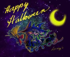 Happy Halloween 2011 by Pure-Lucid