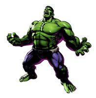 Hulk icon by SlamItIcon