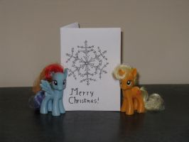 Merry Christmas y'all by IronBrony
