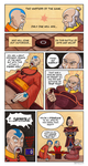 Game Masters: Iroh VS Gyatso by Booter-Freak